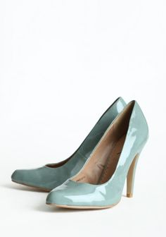 I can't wear heels very well but these would make it worth practicing!
