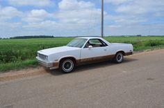 1982 El Camino | Another crhannig 1982 Chevrolet El Camino post...