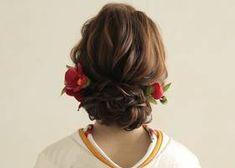 Up Styles, Hair Styles, Hair Arrange, Beautiful Japanese Girl, Japanese Hairstyle, Japan Fashion, Women's Fashion, Bride Hairstyles, Bella