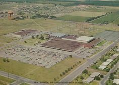 "McHi in 1965, ""newly air-conditioned"" (Photo from City of McAllen Facebook page)"