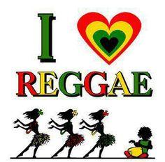 I Love <3 Reggae
