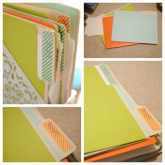 The Remodeled Life: Home Office Organization - Sorting, Files & Clutter