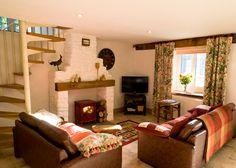 cottage living rooms images | Blaentrothy Cottages