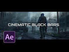 After Effects Tutorial: Create Black Cinematic Bars Adobe After Effects Tutorials, After Effects Projects, Photography Lessons, Video Photography, Motion Design, Animation, Video Editing, Photo Editing, Film Effect