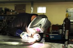 @MillerWelders @HobartFM #TIGwelding aluminum tends to be one of the harder welding processes to perform because the operator has to control so many variables at the same time. http://weldingproductivity.com/article/putting-light-tig/