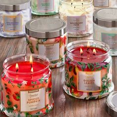 NEW! 20 Signature fragrances in a brand new Signature 3-Wick Jar Candle! These are SO awesome and available now! The really cool thing is - select a couple, and the fragrances will complement each other, not work against each other. When you buy, enter Carol Ellis as your host, and get them at a limited time price of 2 for $35 - save $15 on two! This offer ends at 11:59 p.m. EDT on July 21st, so don't delay!