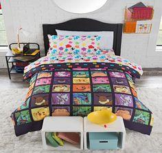 "Pokemon ""Kanto Favorites"" 4 Piece Twin Bed in a Bag Comforter Bedding Set Kids  #Pokemon"