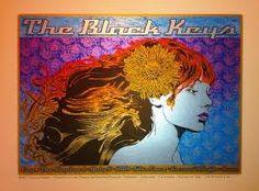 the black keys poster - Google Search