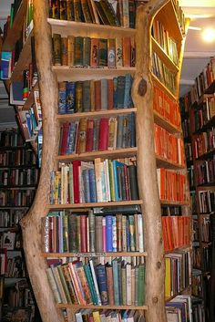 The Booktree. AWESOME!