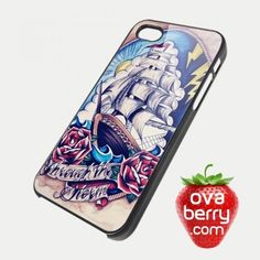 Sailor Jerry Tattoo iPhone 5 Case #2 iPhone and Samsung Galaxy Phone Case