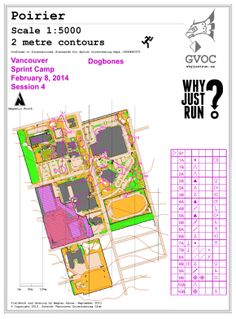 Orienteering event taking place: February 2014 - February 2014 Orienteering is an exciting sport for all ages and fitness levels that involves reading a detailed map and using a compass to find checkpoints. Vancouver, Courses, Maps, Handstand, Cards, Map