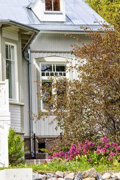 Villa Airisranta: Pihapuuhia, herkuttelua ja vaihdantataloutta