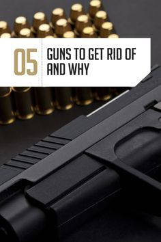 Is your arsenal of firearms too big? When it comes to firearms, it's quality , not quantity that matters. Learn which guns to keep and which to get rid of.