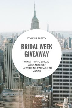 Wedding contests and giveaways 2018