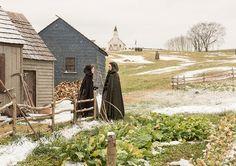 TURN: Washington's Spies | Mary Woodhull (Meegan Warner) and Anna Strong (Heather Lind)