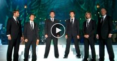 """Amazing Grace"" like you've never heard it before! Performed by Irish male group, ""Celtic Thunder."""