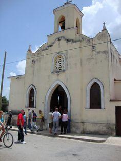 Iglesia Catolica de Campo Florido