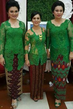 Kebaya Lace, Kebaya Brokat, Batik Kebaya, Dress Brokat, Kebaya Dress, Batik Dress, Hijab Dress, Lace Dress, Kebaya Modern Dress