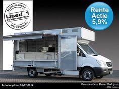 Mercedes-Benz Sprinter Verkoopwagen Foodtruck | Used 1