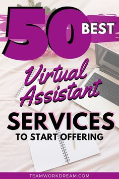 Want to know the best virtual assistant services that you can offer? Here is a list of 50 virtual assistant services that you can offer to your clients that you can make money online from. #virtualassistant #virtualassistantideas #virtualassistantjobs #virtualassistantservices #workathomeideas #makemoneyathome #earnmoneyathome #howtomakemoney Earn Money From Home, Earn Money Online, Online Jobs, How To Make Money, How To Become, Online Work From Home, Work From Home Tips, Virtual Assistant Services, Writing A Book