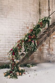 Floral Wedding Decorations (51)