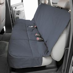 GMC Sierra Polycotton Semi-Custom Rear Seat Protector by Canine Covers®. Car Cleaning Hacks, Car Hacks, Honda Cr, Bench Seat Covers, Black And White Chair, White Chairs, Black White, Seat Protector, Bedroom Chair