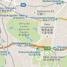 SHIBUYA MAP - Go Japan Go