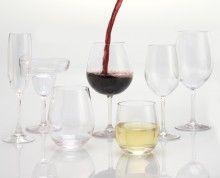 Delightful Tritan Clear Wine Outdoor Glassware Set Of 12   Outdoor Acrylic U0026  Polycarbonate Glassware   Merritt USA   Home And Patio Decor Center