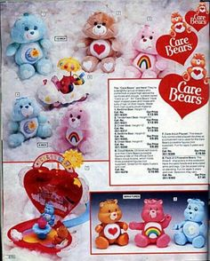 26 things we all desperately wanted from the Argos catalogue in the Baby Memories, Childhood Memories, Retro Toys, Vintage Toys, Care Bear Heart, Michael Christmas, 1980s Kids, 1980s Childhood, Post Mortem Photography