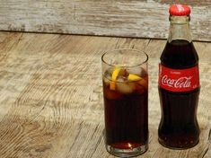 The origin of the first-ever Coca-Cola recipe is in question.Records show that Coca-Cola was invented in 1886 in Columbus, Georgia, by former Confederate Colonel John Pemberton, who intended to cr Drinks Com Vodka, Wine Cocktails, Alcoholic Drinks, Tequila Azul, Gastro, Slow Food, To Loose, Health Problems, Coke