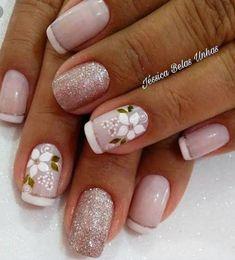 Pretty Hands, Toe Nails, Pedicure, Make Up, Nail Art, Show, Pink, Beauty, Bridal Nail Design
