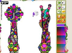 Si quieres colorear a tu gusto dos torres de la fachada del templo Expiatorio de la Sagrada Familia de Gaudí, en Barcelona, clica en la sigu...