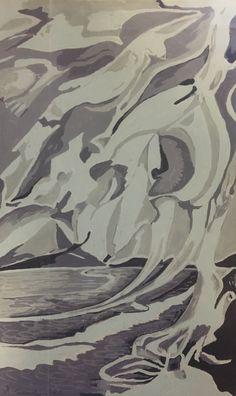 #382, gouache, 1983, 8,5'' x 14'', 50$