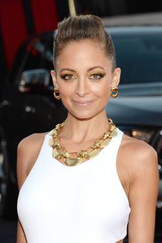 Celebrity's Beauty Looks - Today's Beauty Secret - Harper's BAZAAR Nicole Richie in a look by Avon makeup artist Lauren Andersen!