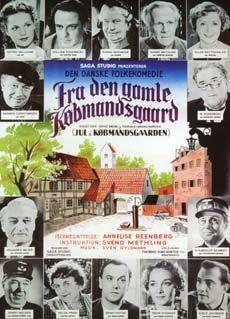 Fra den gamle købmandsgård (1951) Ida kommer hjem som studen. To mænd for eje på hende.