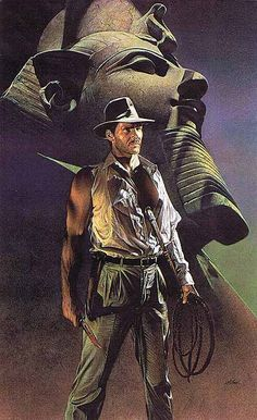 Look it's Han... Oh wait! It's Indiana Jones