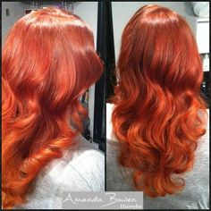 Copper Hair Color Ideas 2020 Copper Hair Color Ideas and Styles Of 96 Best Copper Hair Color Ideas 2020 Copper Red Hair, Natural Red Hair, Hair Color Highlights, Hair Color Dark, Bright Red Hair, Velvet Hair, Ginger Hair, Hair Today, Human Hair Wigs