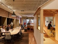 Airbnb headquarters, Portland – Oregon » Retail Design Blog