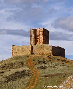 Castillo de Molina de Aragón, Guadalajara (Torre de Aragón)