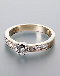 Diamond Collection Brillantring 0,50 ct