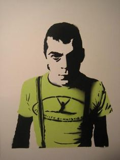 Ian Dury - Hit me with your rhythm stick.