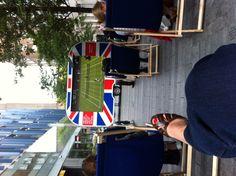 Wimbledon viewing #bankside