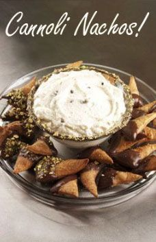 Holy Cannoli! The Cannoli Nachos Recipe - The WEBstaurant Store Blog