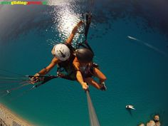 Paragliding Greece - Lefkada Island, Eptanisa