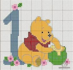 Sweet home            :  Winnie Poohi numbrid