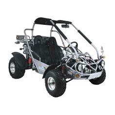Take on the most demanding trails with TrailMaster's powerful 300 XRX Go Kart with premium features like aluminum wheels, 4 wheel independent suspension, digital speedometer and more! This kart has it all! The full-size tubular steel frame is engineered for agility and optimum turning radius while still being large enough to comfortably fit adult riders. #gokart #adventure #christmas