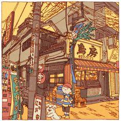 Tokyo 100 views(46〜50)