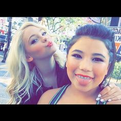 My #WCW goes to my bestie @jordynjones1  ... If I didn't have her I would not be the same person I LOVE YOU you are the best person ever ☺️❤️