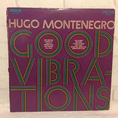 Hugo-Montenegro-Good-Vibrations-33-rpm-Record-Album-Vinyl
