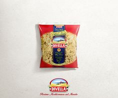 Ritrova i #sapori della #tradizione #mediterranea con le #Orecchiette di #Puglia #Divella trafilate al #bronzo.